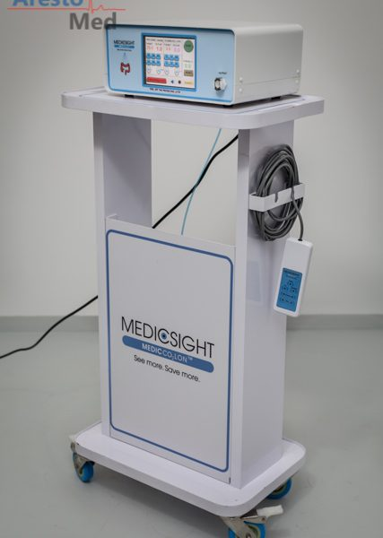 Insuflator CO2 Medicsight MedicCO2lon do kolonoskopii