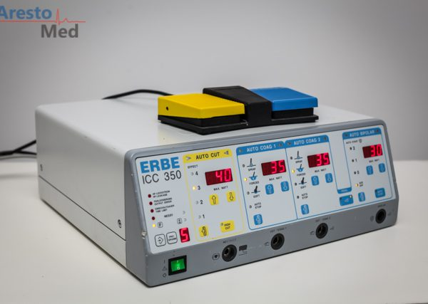 PROMOCJA ! Diatermia chirurgiczna (argonowa) ERBE ICC-350