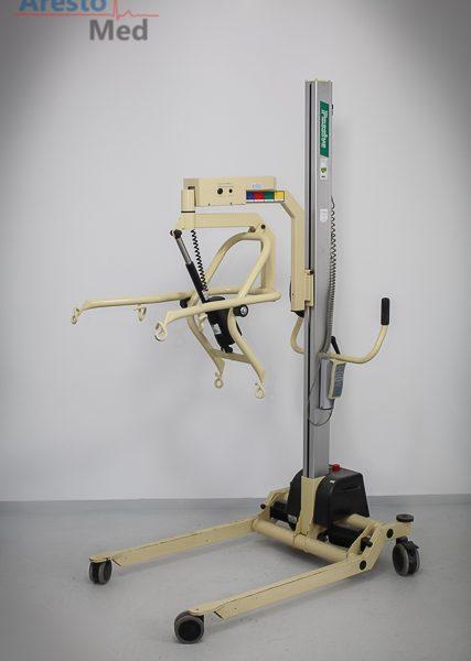 Elektryczny podnośnik pacjenta ArjoHuntleigh z wagą