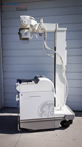 Mobilny rentgen RTG GE AMX 4 PLUS