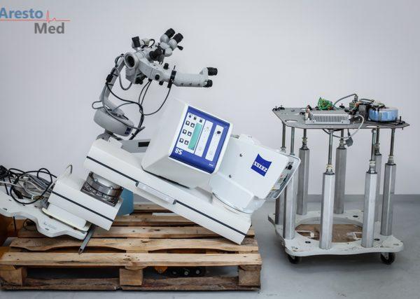 Mikroskop operacyjny okulistyczny Zeiss OPMI VISU 210