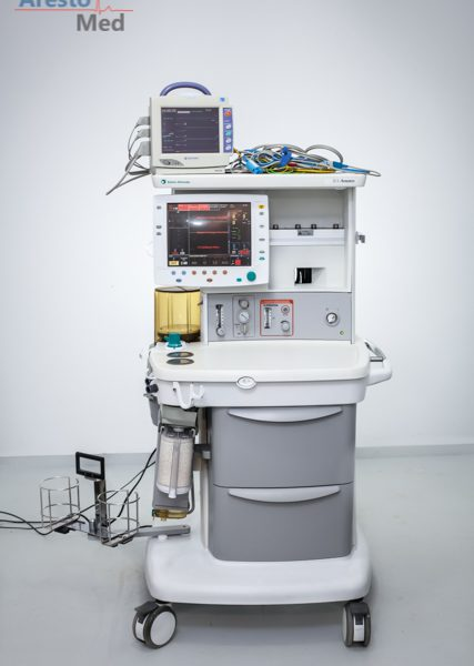 Aparat anestezjologiczny GE Datex-Ohmeda S/5 Avance