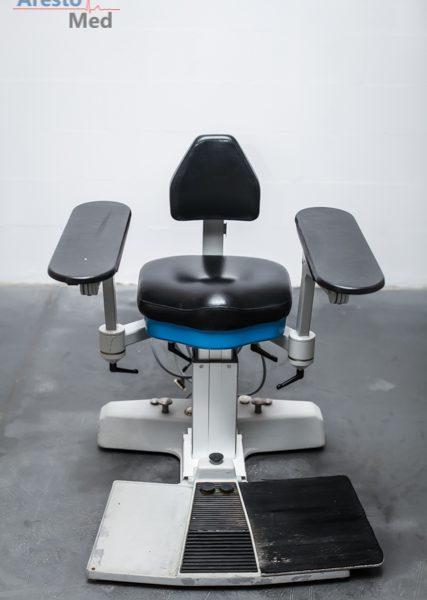 Fotel operacyjny okulistyczny Zeiss dla operatora