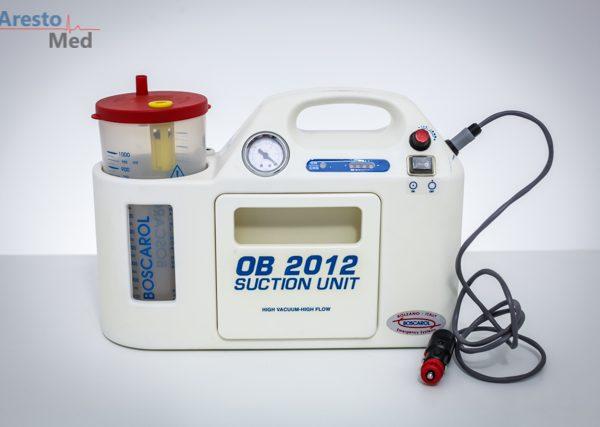 Ssak transportowy karetkowy BOSCAROL BSU OB 2012