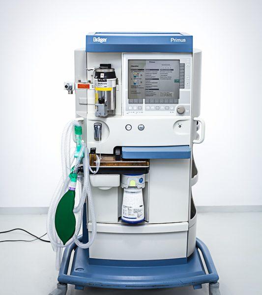 Aparat anestezjologiczny Drager Primus