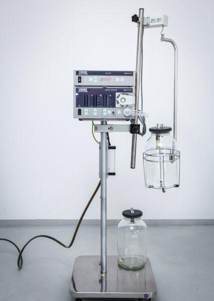 Zestaw do histeroskopii Storz Equimat + Hamou Endomat