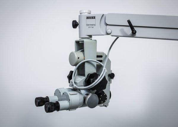 Mikroskop Carl Zeiss na statywie S1