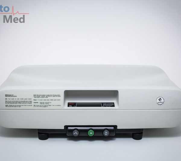 Precyzyjna cyfrowa waga noworodkowa SECA 727