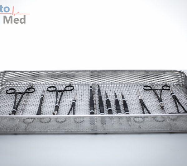 Zestaw narzędzi do diatermii chirurgicznej (2)