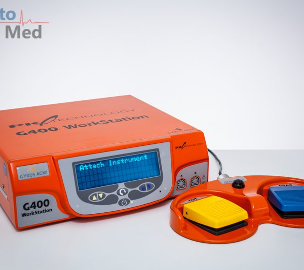 Diatermia chirurgiczna Gyrus Acmi G400 PK Technology