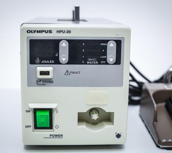 Diatermia chirurgiczna OLYMPUS HPU-20 ze sterownikiem nożnym