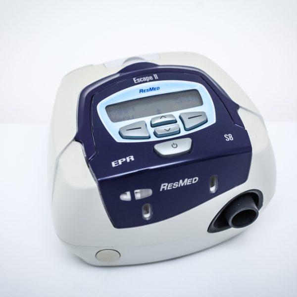 Aparat CPAP na bezdech senny Resmed S8 Escape II