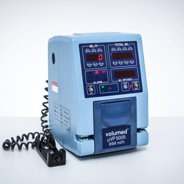 Pompa infuzyjna wolumetryczna VOLUMED VP 5005 objętościowa