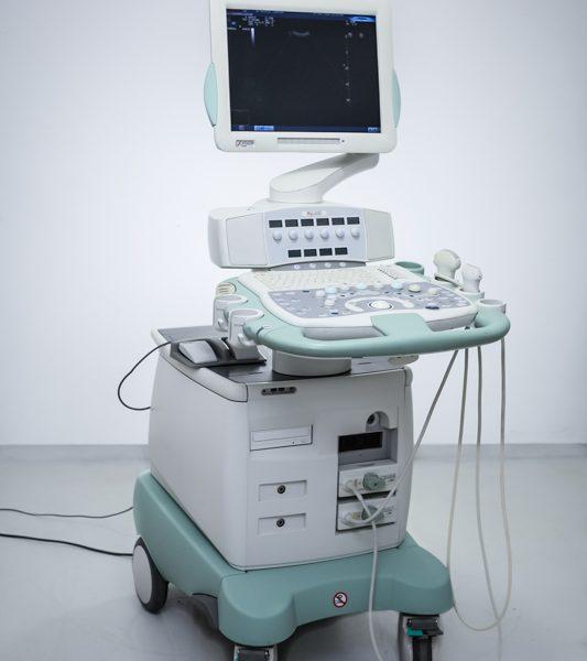 USG ESAOTE MyLab 60 Ultrasonograf 2 głowice