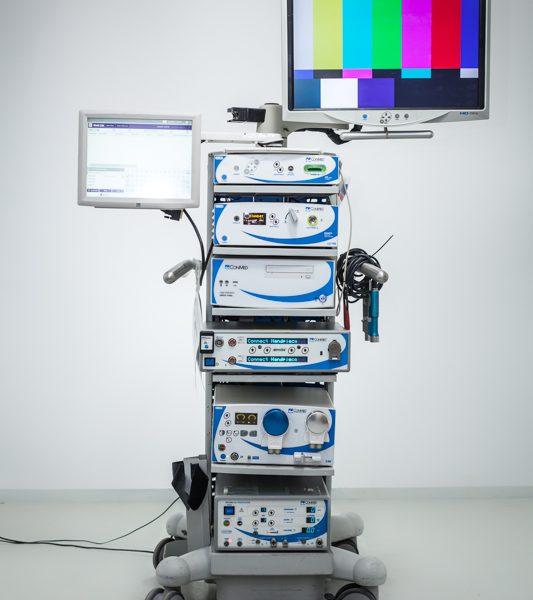 Zestaw endoskopowy CONMED LINVATEC do laparoskopii artroskopii