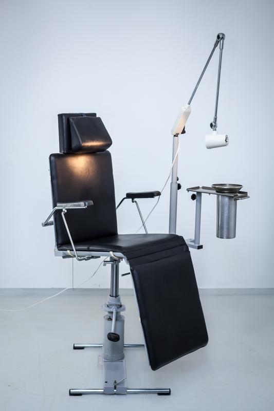 Przenośny stół zabiegowy Jorg & Sohn Fotel medyczny