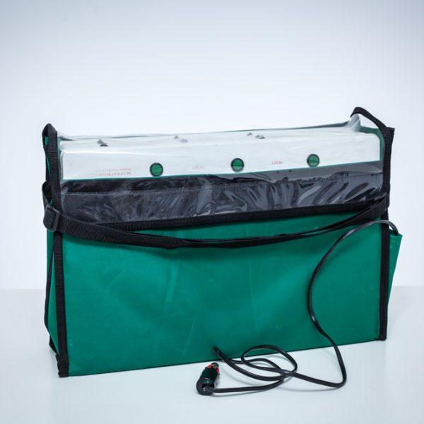 Podgrzewacz płynów infuzyjnych Mediheat MH900 karetkowy