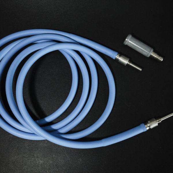 Światłowód DYONICS 2140 do endoskopii z adapterem (S1/2)
