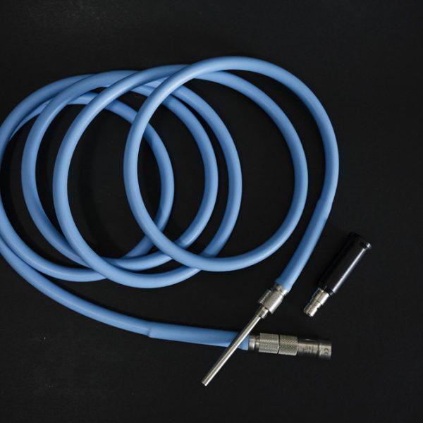 Światłowód DYONICS 2140 do endoskopii z adapterami (S1/3)