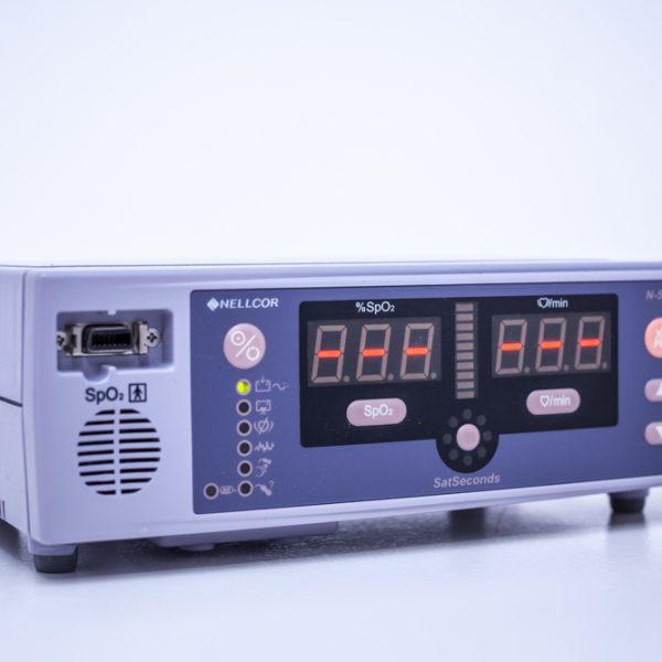 Pulsoksymetr Nellcor N-560 z czujnikiem SpO2