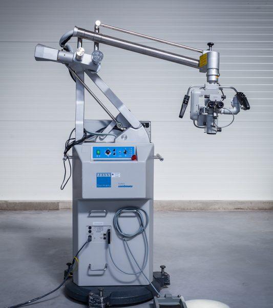 Mikroskop operacyjny ZEISS OPMI CS-NC Superlux 300 statyw NC2