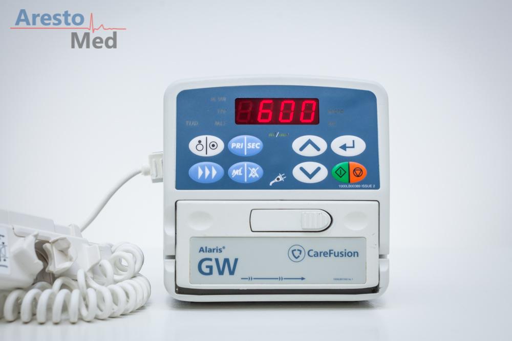Pompa przepływowa ALARIS Carefusion GW objętościowa