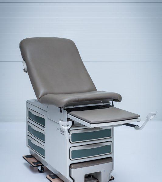 Fotel medyczny ginekologiczny MIDMARK Ritter 204