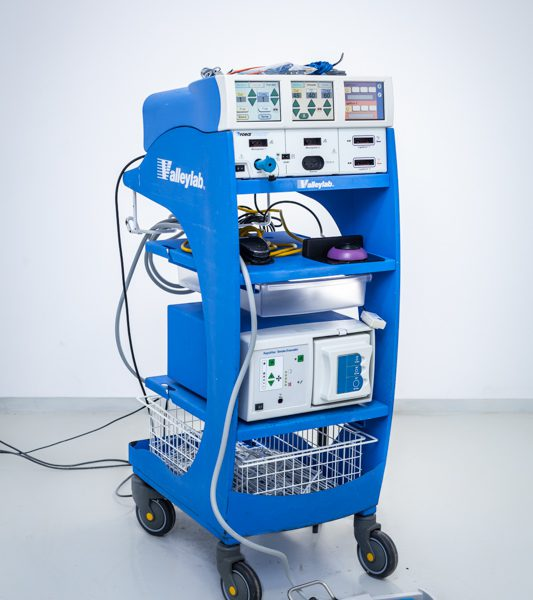Diatermia chirurgiczna Valleylab ForceTriad Platforma energetyczna
