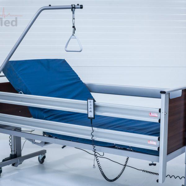 Łóżko szpitalne elektryczne Schell Industries 1217