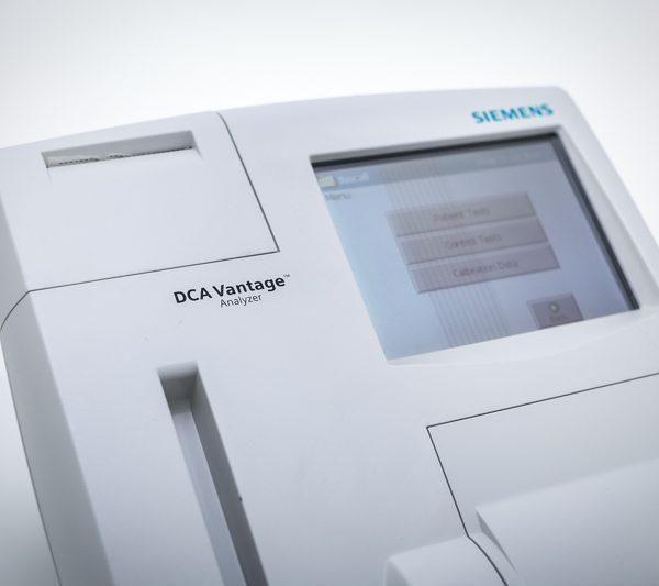 Analizator diabetologiczny Siemens DCA Vantage