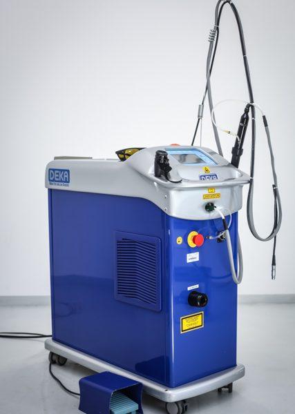 Laser kosmetyczny DEKA Smartepil LS