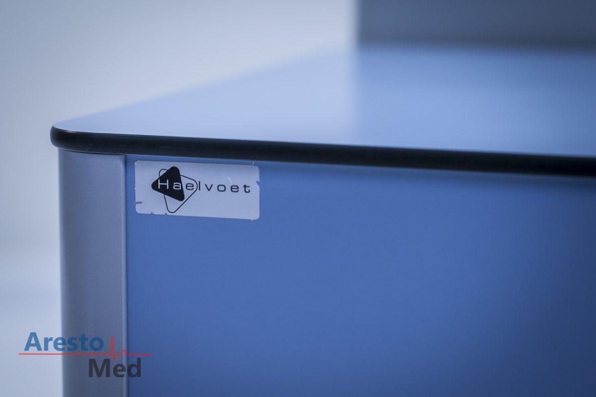 Szafka przyłóżkowa dwustronna ze stolikiem NovyMed