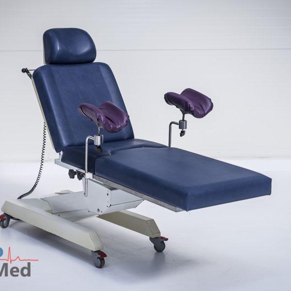 Fotel zabiegowy elektryczny, ginekologiczny stół operacyjny Promotal