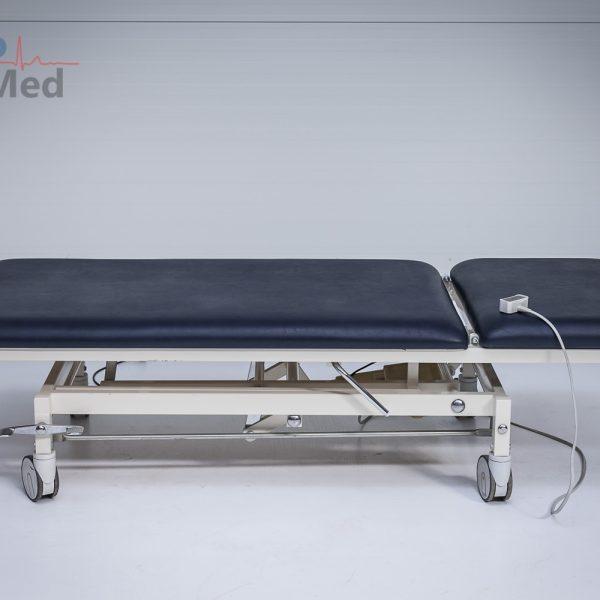 Stół diagnostyczno-zabiegowy elektryczny kozetka