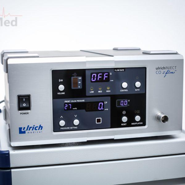 Insuflator UlrichINJECT CO2 do kolonoskopii wirtualnej