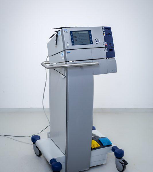 Diatermia chirurgiczna ERBE VIO 200 D z przystawką APC 2