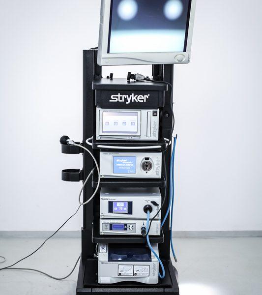 Zestaw endoskopowy STRYKER 1188 HD laparoskopia
