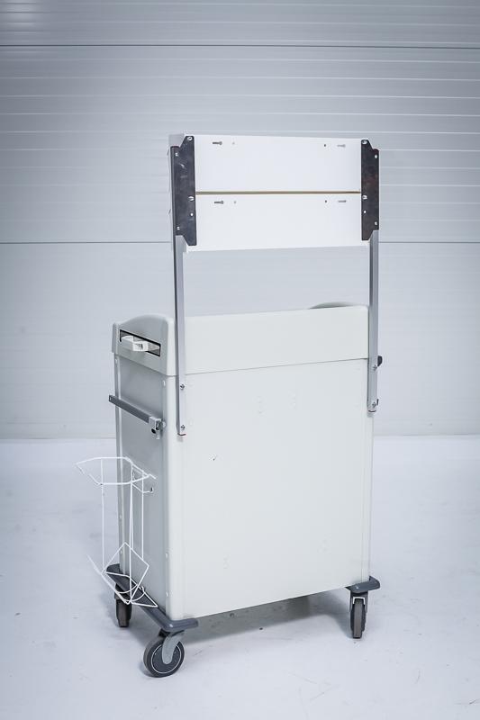 Wózek reanimacyjny, szafka anestezjologiczna