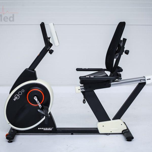 Ergometr rower magnetyczny Bremshey BR7 poziomy