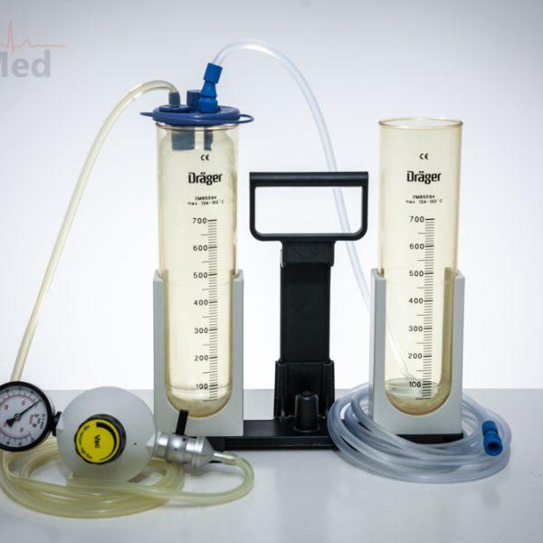 Ssak medyczny próżniowy Drager High Vac High Flow