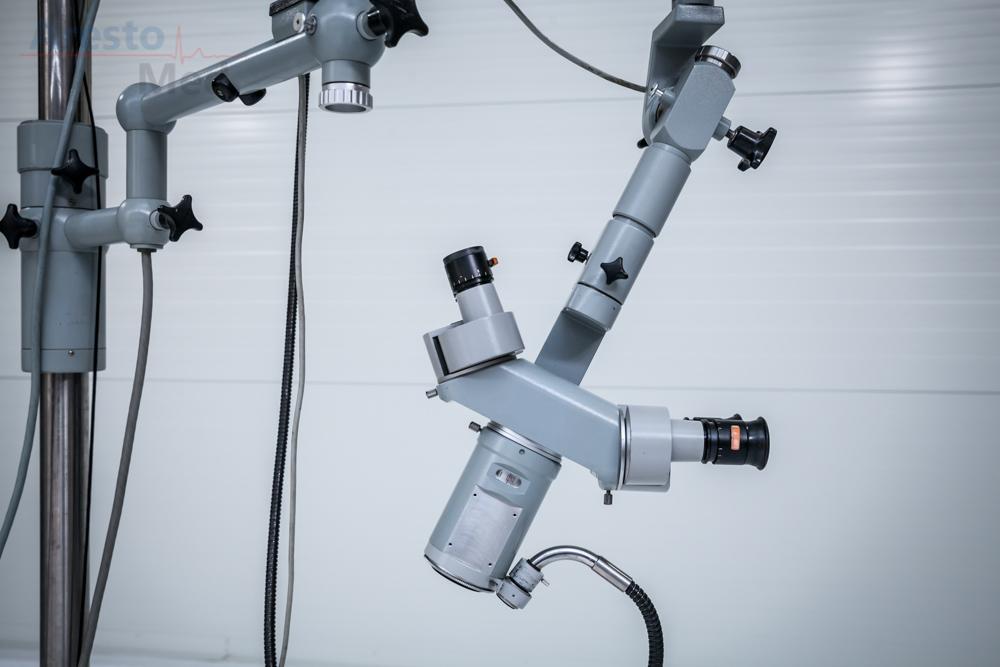 Mikroskop chirurgiczny Zeis Opmi 1 ENT kolposkop