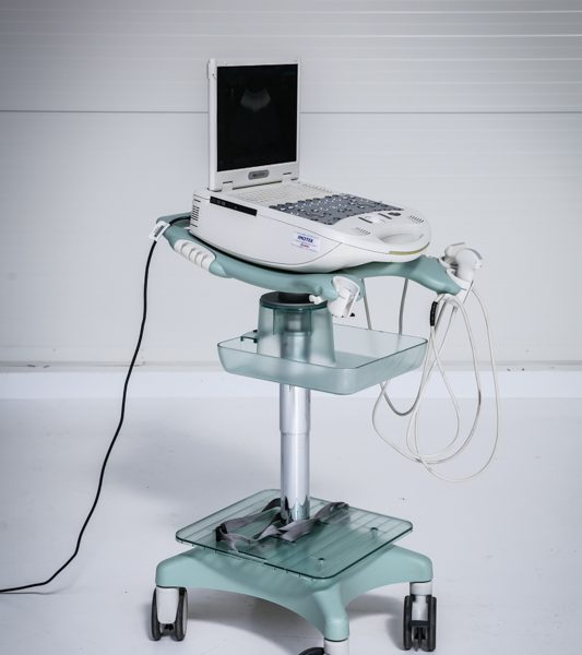 USG Esaote MyLab 25 Gold Ultrasonograf + 2 głowice