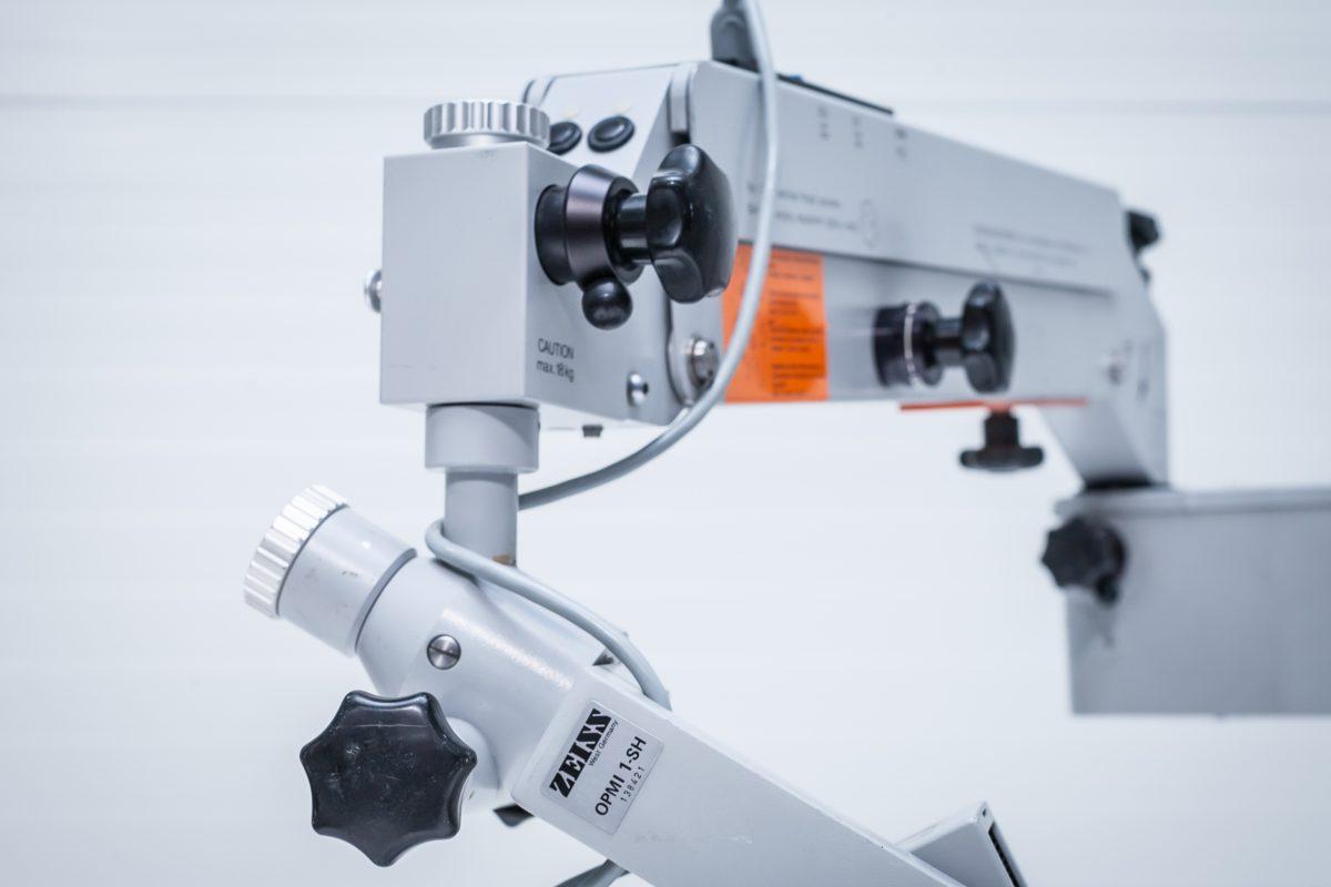 Mikroskop operacyjny Zeiss OPMI 1-SH S2B