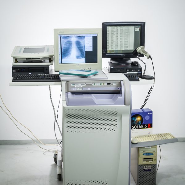 Ucyfrowienie RTG Philips PCR Compano CR IR 346RU