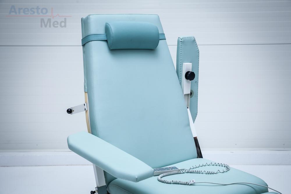 Fotel medyczny LIKAMED NOVO stół zabiegowy