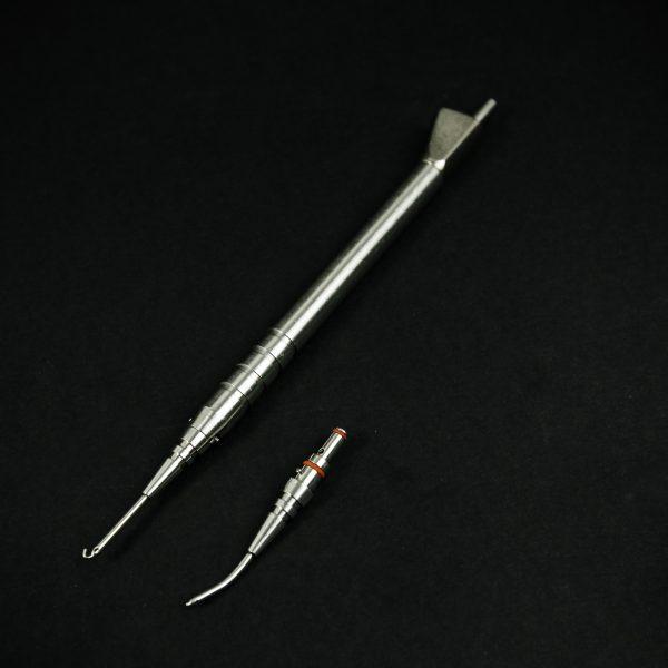 Kaniula Irr/Asp BiManual tytan (24/92)