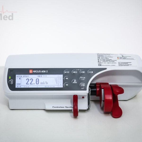 Pompa infuzyjna strzykawkowa CODAN ARGUS 606 S