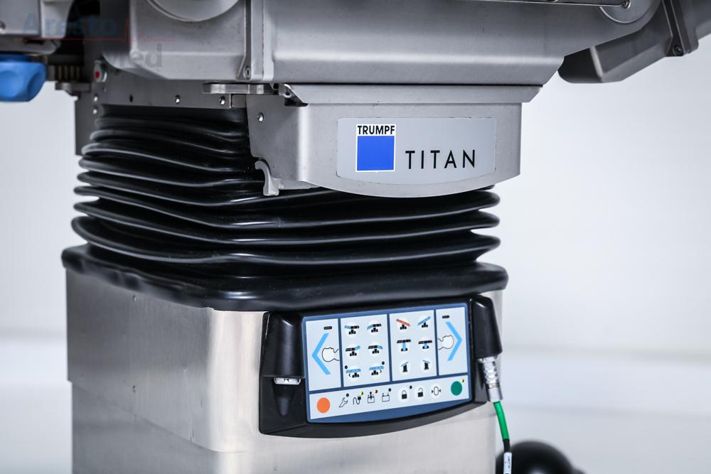 Stół operacyjny TRUMPF TITAN