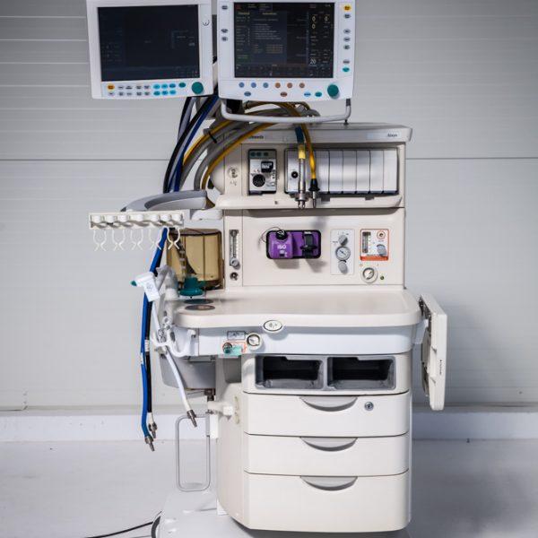 Aparat anestezjologiczny GE Datex-Ohmeda AISYS