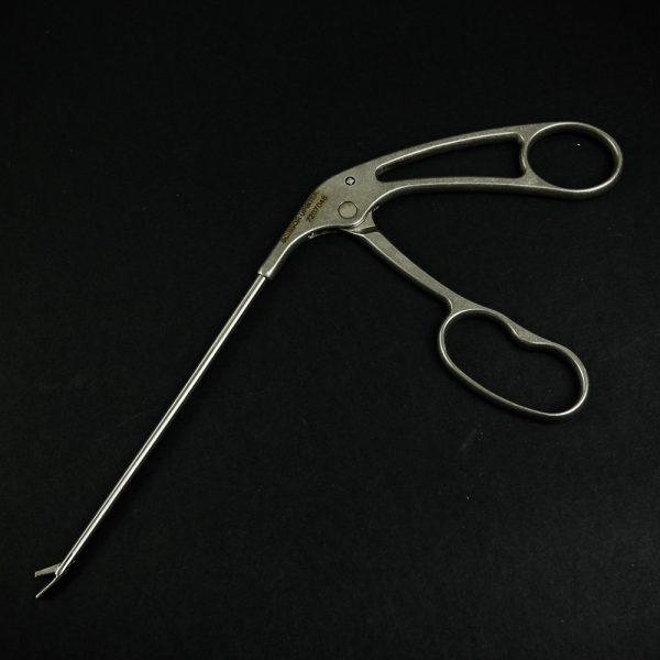 Kleszczyki tnące 1 mm Acufex 7207048 zagiete (5/84)